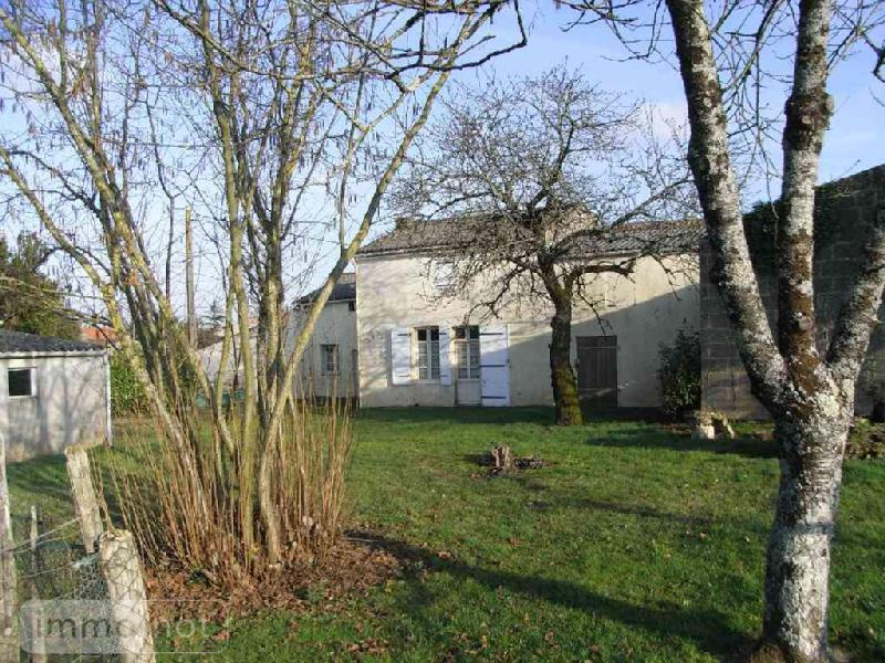achat maison a vendre sainte gemme la plaine 85400 vendee 65 m2 3 pi ces 63900 euros. Black Bedroom Furniture Sets. Home Design Ideas