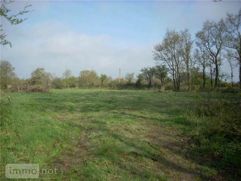 Terrain a batir a vendre Bois-de-Céné 85710 Vendee 818 m2  56137 euros