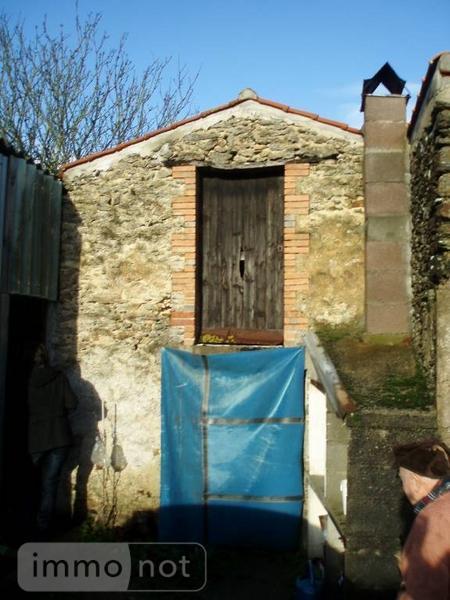 Terrain a batir a vendre Challans 85300 Vendee 1060 m2  52872 euros