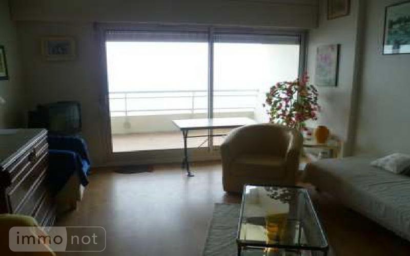Appartement a vendre Saint-Gilles-Croix-de-Vie 85800 Vendee 43 m2 2 pièces 166172 euros
