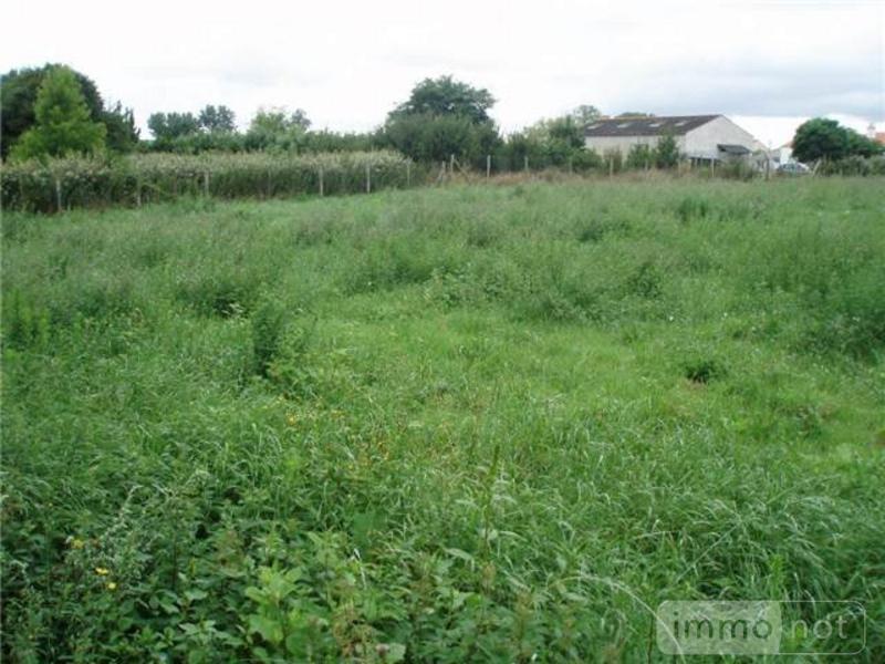Terrain a batir a vendre Challans 85300 Vendee 1243 m2  116598 euros
