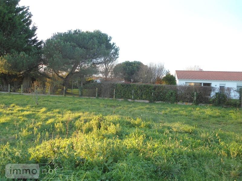Terrain a batir a vendre Challans 85300 Vendee 570 m2  34450 euros