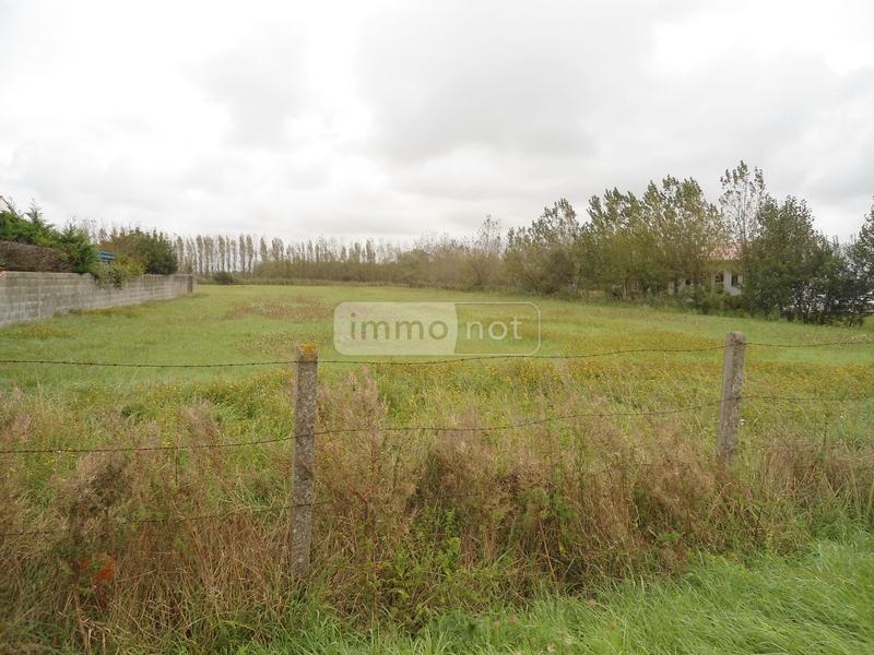 Terrain a batir a vendre Le Perrier 85300 Vendee 1000 m2  68322 euros