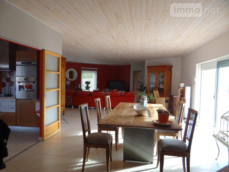 Maison a vendre Challans 85300 Vendee 183 m2 16 pièces 414400 euros