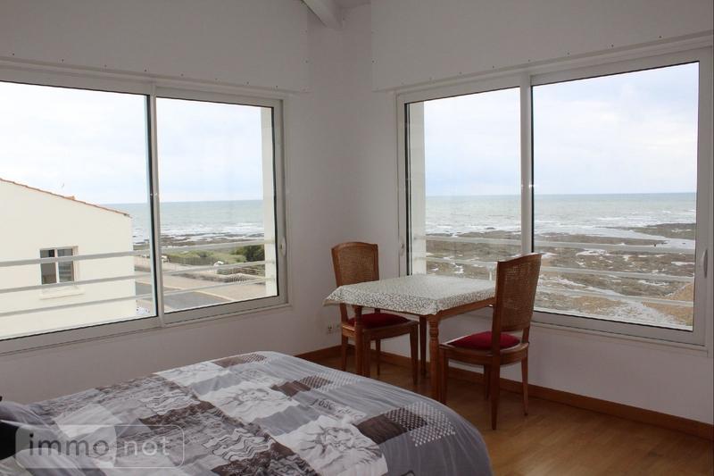 Appartement a vendre Saint-Hilaire-de-Riez 85270 Vendee 150 m2 5 pièces 744000 euros