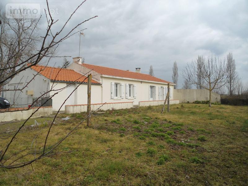 Maison a vendre Le Perrier 85300 Vendee 80 m2 3 pièces 140422 euros