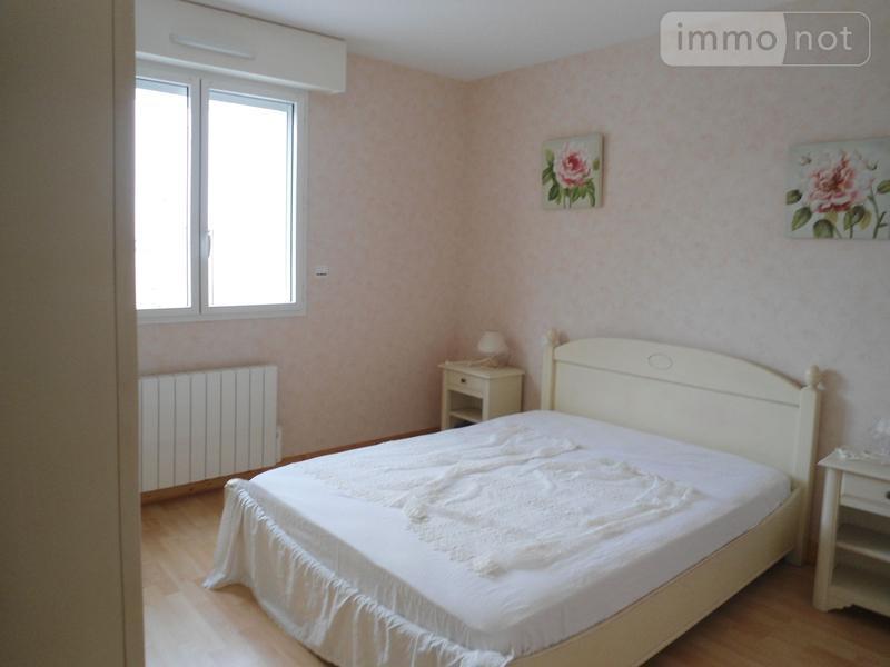 Appartement a vendre Challans 85300 Vendee 82 m2 3 pièces 234150 euros