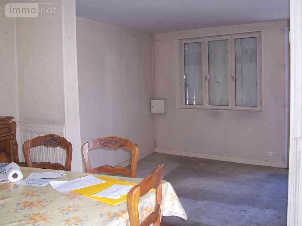 Maison a vendre Châtellerault 86100 Vienne 60 m2 3 pièces 47700 euros