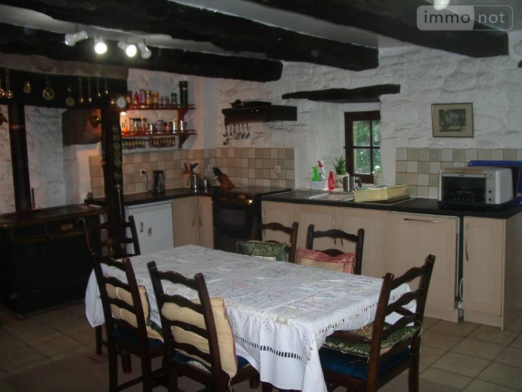 Maison a vendre Bieuzy 56310 Morbihan 210 m2 8 pièces 310922 euros