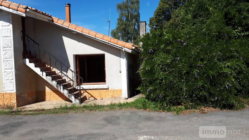 Maison a vendre Vaux 86700 Vienne 98 m2 5 pièces 49000 euros