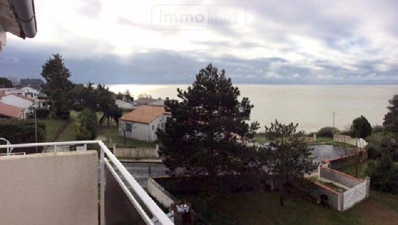 Appartement a vendre Meschers-sur-Gironde 17132 Charente-Maritime 45 m2 3 pièces 168500 euros
