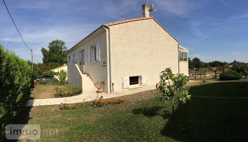 Maison a vendre Meschers-sur-Gironde 17132 Charente-Maritime 110 m2 6 pièces 279500 euros