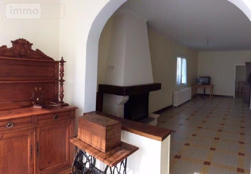 Maison a vendre Meschers-sur-Gironde 17132 Charente-Maritime 106 m2 4 pièces 331300 euros