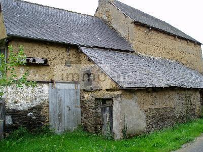 Maison a vendre Pleugueneuc 35720 Ille-et-Vilaine 2 pièces 78622 euros