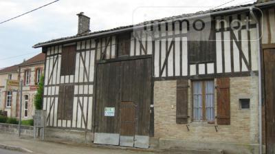 Maison a vendre Possesse 51330 Marne 7 pièces 78000 euros
