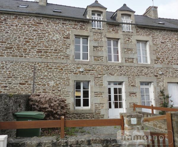 Location maison La Vicomté-sur-Rance 22690 Cotes-d'Armor 120 m2 4 pièces 590 euros