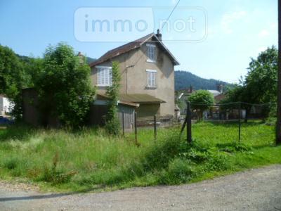 Maison a vendre Plancher-les-Mines 70290 Haute-Saone 4 pièces 78600 euros