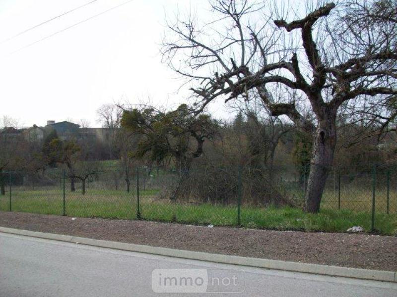 Terrain a batir a vendre Vendeuvre-sur-Barse 10140 Aube 513 m2  13780 euros