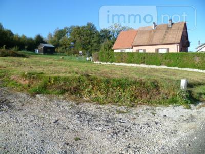 Terrain a batir a vendre Champagney 70290 Haute-Saone 826 m2  42300 euros