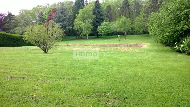 Terrain a batir a vendre Annay-la-Côte 89200 Yonne 3500 m2  102000 euros