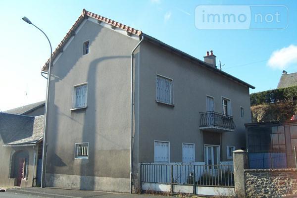 Maison a vendre Saint-Flour 15100 Cantal 180 m2 7 pièces 143100 euros