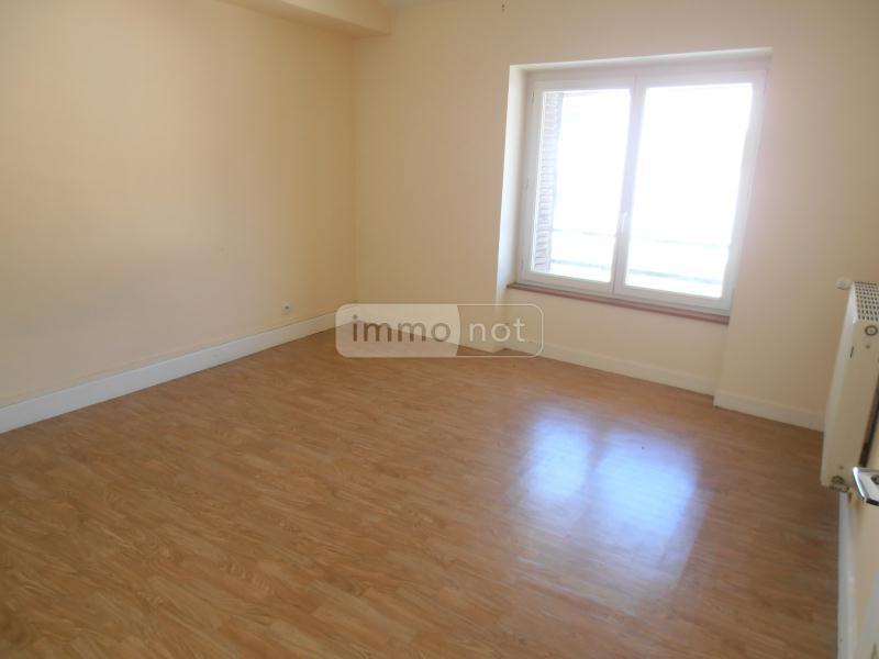 Location appartement Hauteville-Lompnes 01110 Ain 97 m2 4 pièces 400 euros