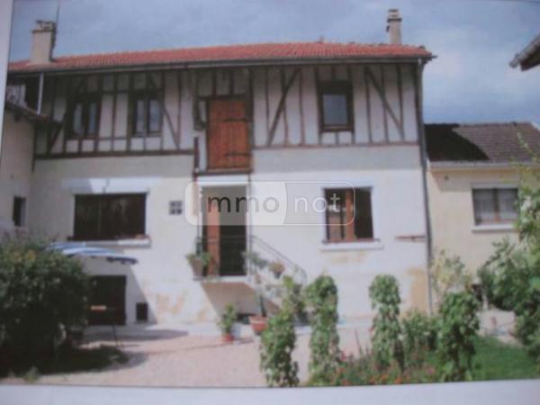 Maison a vendre Bussy-le-Repos 51330 Marne 239 m2 12 pièces 248000 euros