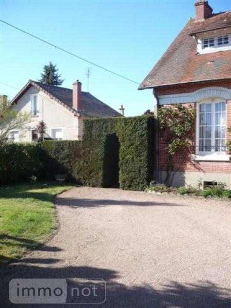 Achat maison a vendre sancoins 18600 cher 135 m2 6 pi ces 166171 euros - Maison a vendre san francisco ...