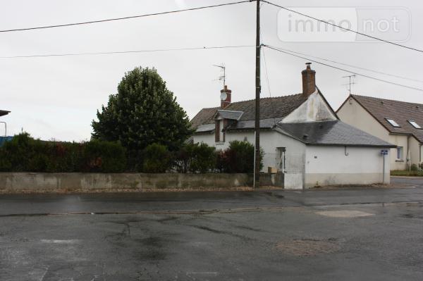 Maison a vendre Herbault 41190 Loir-et-Cher 76 m2 3 pièces 78610 euros