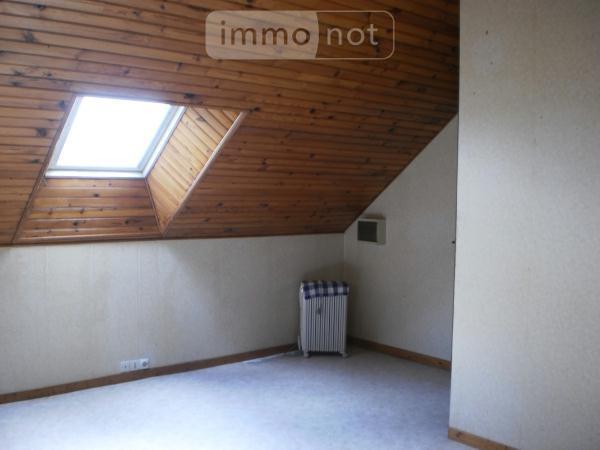 Maison a vendre Évaillé 72120 Sarthe 4 pièces 37100 euros