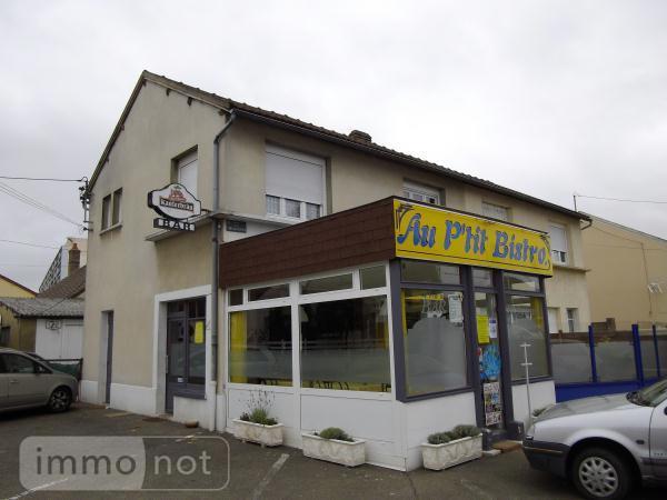 Fonds et murs commerciaux a vendre Nogent-le-Rotrou 28400 Eure-et-Loir 115 m2  79500 euros