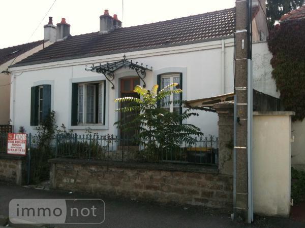 Maison a vendre Le Creusot 71200 Saone-et-Loire 68 m2 5 pièces 68200 euros