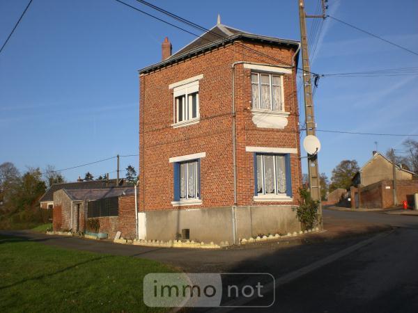 Maison a vendre Monchy-Lagache 80200 Somme 5 pièces 73472 euros