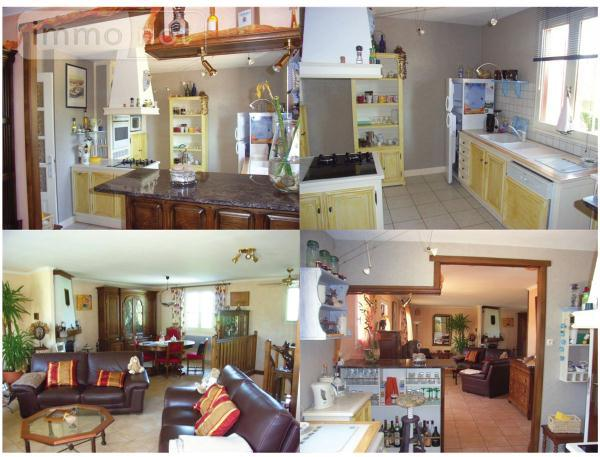 Maison a vendre Ajain 23380 Creuse 120 m2 5 pièces 175500 euros