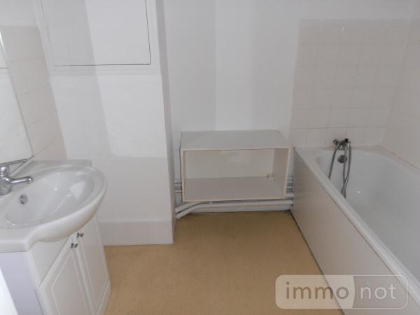 Location appartement Saint-Rambert-en-Bugey 01230 Ain 81 m2 3 pièces 350 euros