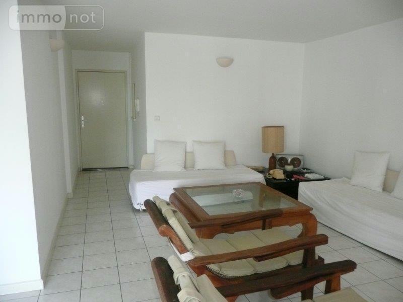 Appartement a vendre Saint-Denis 97400 Reunion 66 m2 3 pièces 168000 euros