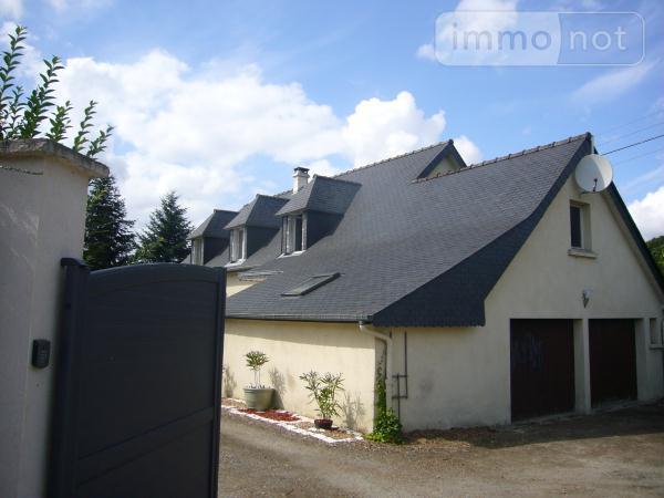 Maison a vendre La Chapelle Bouëxic 35330 Ille-et-Vilaine 7 pièces 207347 euros