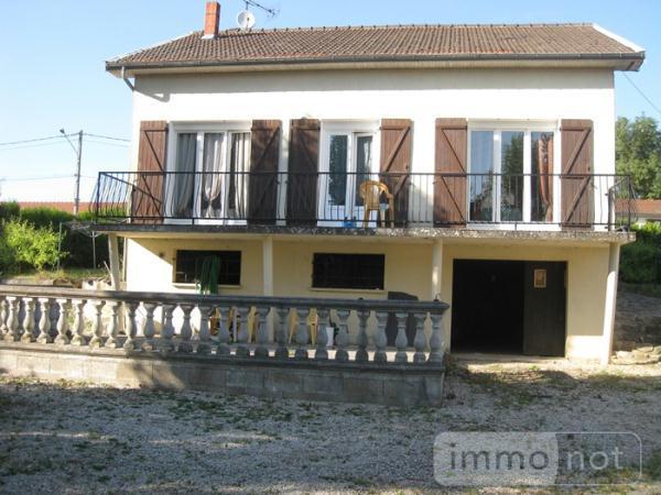 Maison a vendre Thiéblemont-Farémont 51300 Marne 6 pièces 120000 euros