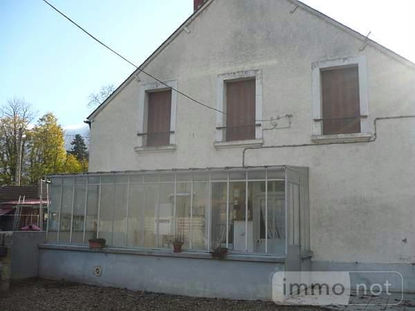Maison a vendre La Guerche-sur-l'Aubois 18150 Cher 90 m2 4 pièces 58125 euros