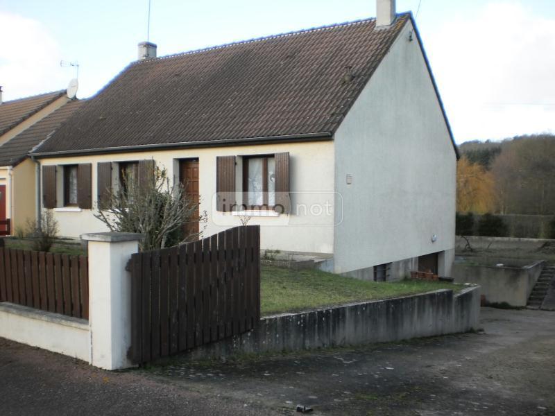 achat maison a vendre saint michel de chavaignes 72440 sarthe 77 m2 4 pi ces 88922 euros. Black Bedroom Furniture Sets. Home Design Ideas