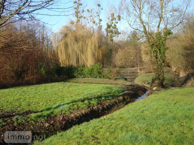 Terrains de loisirs bois etangs a vendre Saint-Maixent 72320 Sarthe 4533 m2  19080 euros