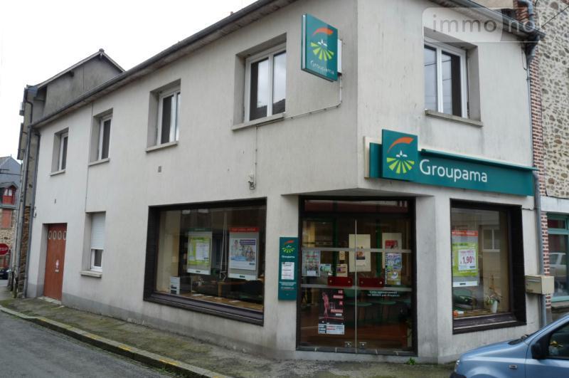 Immeuble de rapport a vendre Ambrières-les-Vallées 53300 Mayenne 82 m2  68320 euros