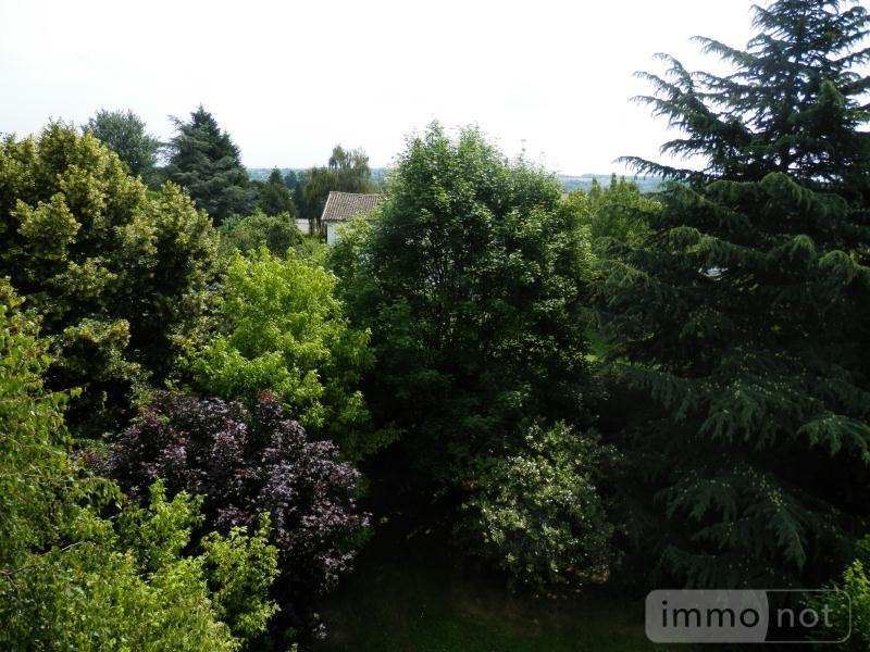 Appartement a vendre Tournus 71700 Saone-et-Loire 70 m2 3 pièces 77000 euros
