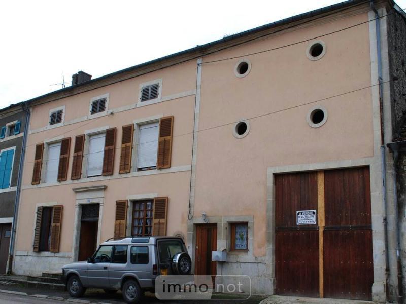 Maison a vendre Demange-aux-Eaux 55130 Meuse 7 pièces 155800 euros