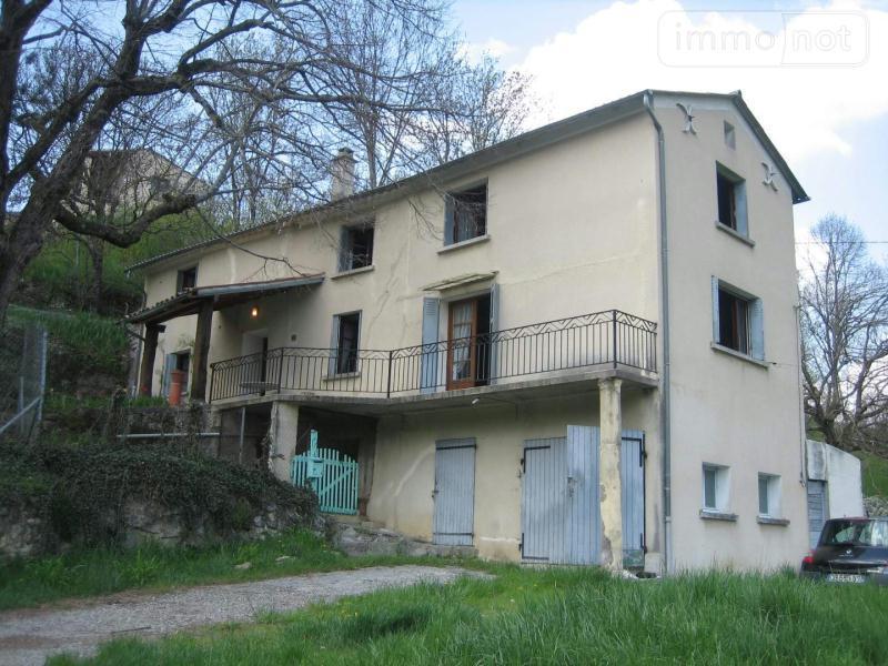 Maison a vendre Bouvières 26460 Drome 135 m2 5 pièces 130290 euros
