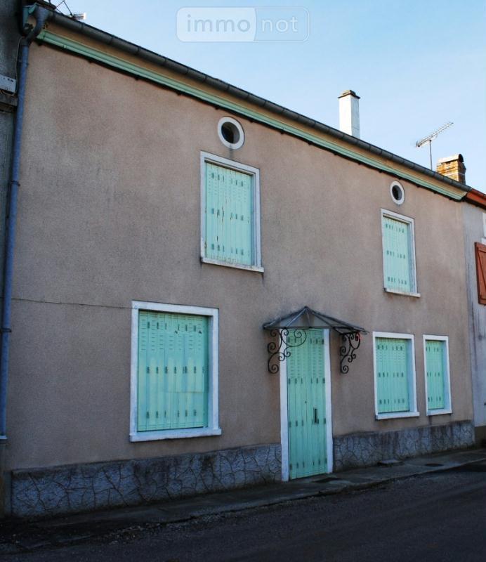Maison a vendre Dainville-Bertheléville 55130 Meuse 165 m2 7 pièces 58000 euros