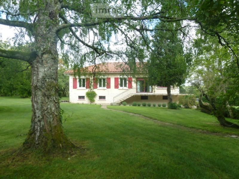 Maison a vendre Saint-Quentin-de-Chalais 16210 Charente 117 m2 7 pièces 199000 euros