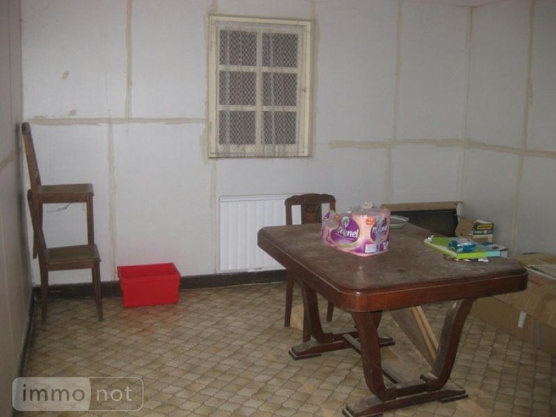 Maison a vendre Chavanges 10330 Aube 2 pièces 39000 euros