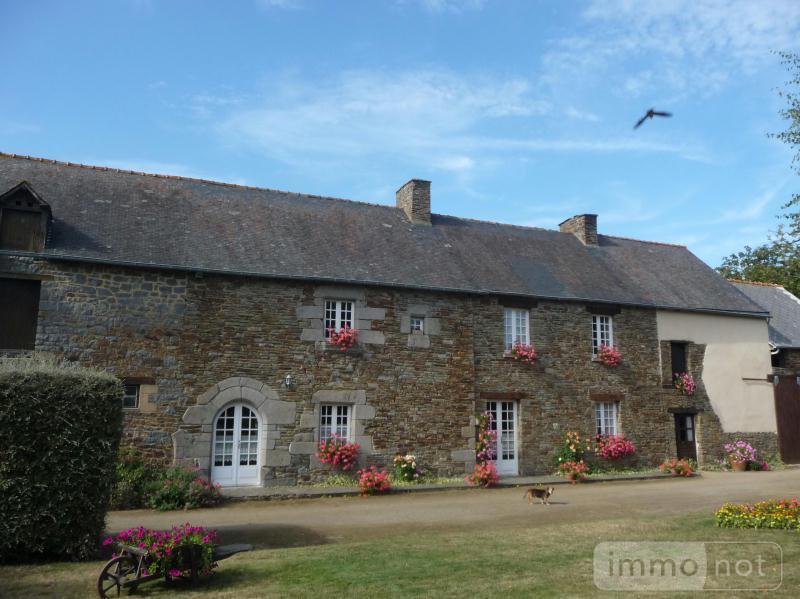 Maison a vendre Pleugueneuc 35720 Ille-et-Vilaine 107 m2 6 pièces 320672 euros