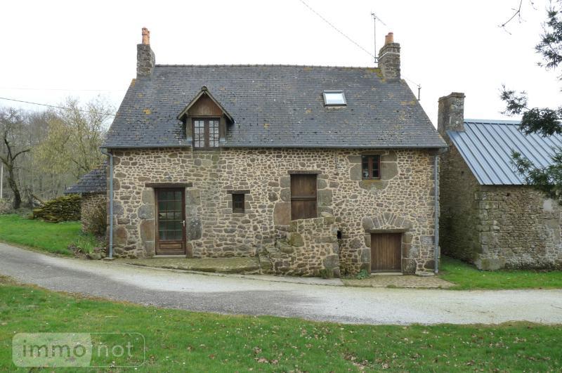 Maison a vendre Lassay-les-Châteaux 53110 Mayenne 86 m2 4 pièces 140421 euros